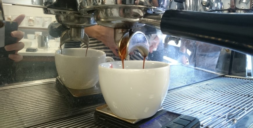 Los Mangos Coffee at 3fe Dublin