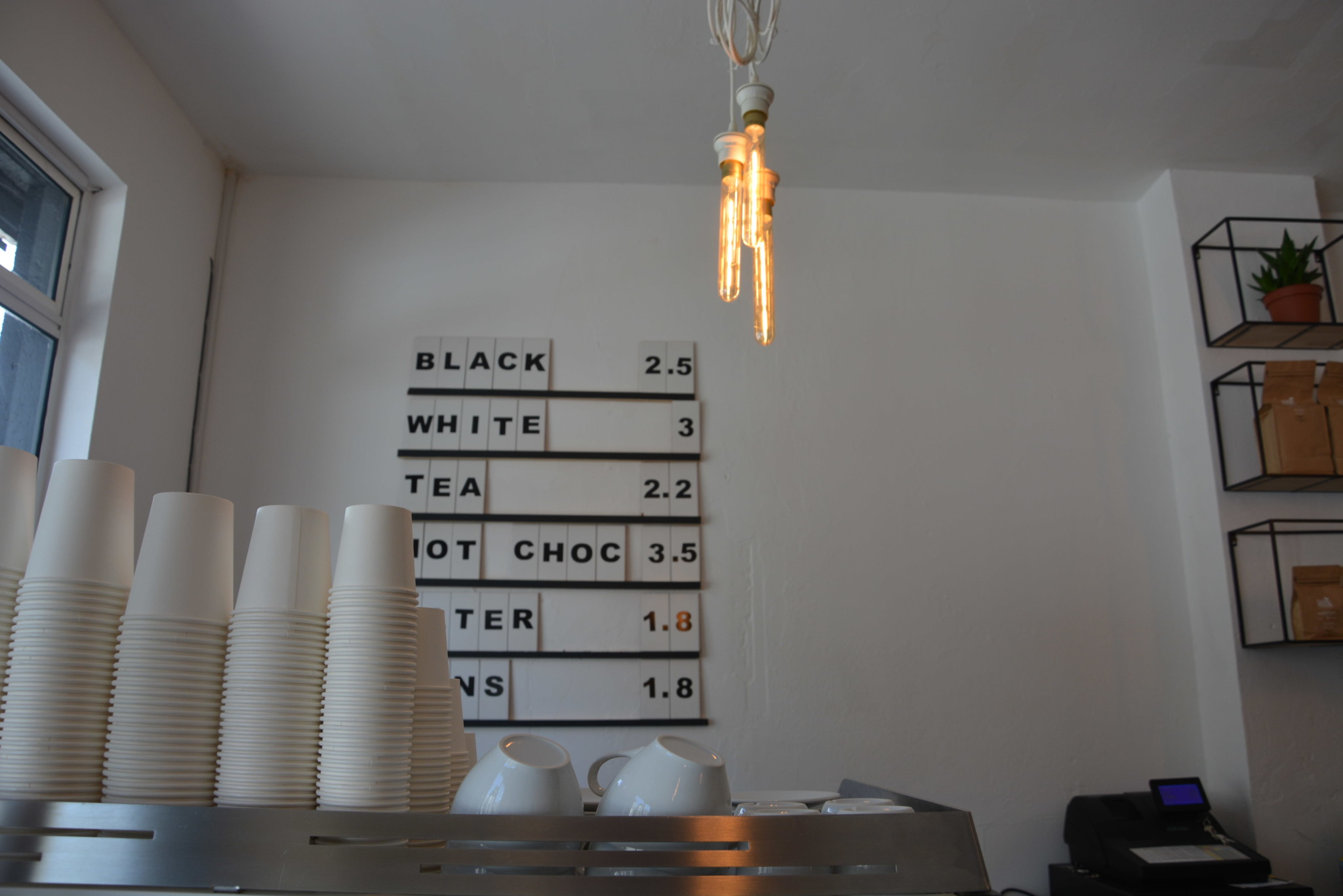 Coffee News in Dublin featuring Oxmantown Smithfield