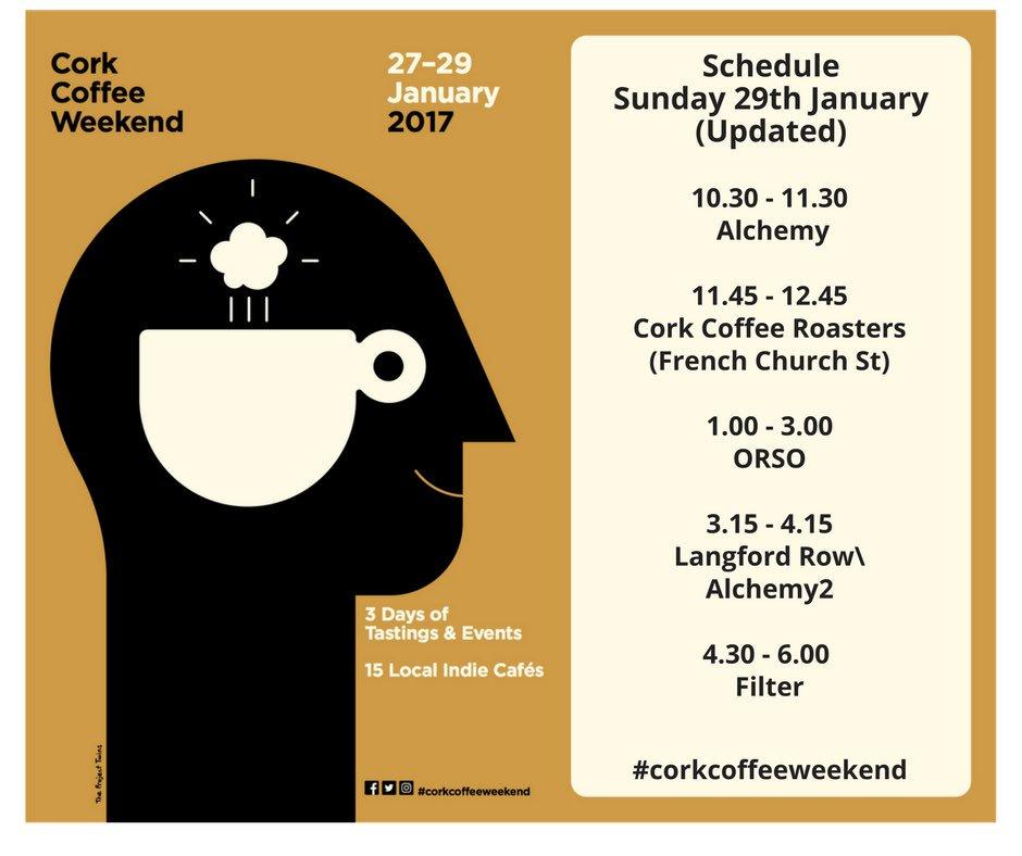 Cork Coffee Weekend