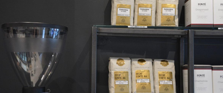 Fonte Coffee Ireland