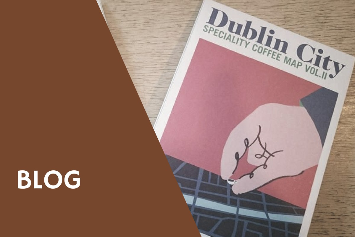Dublin City Coffee Map Vol II