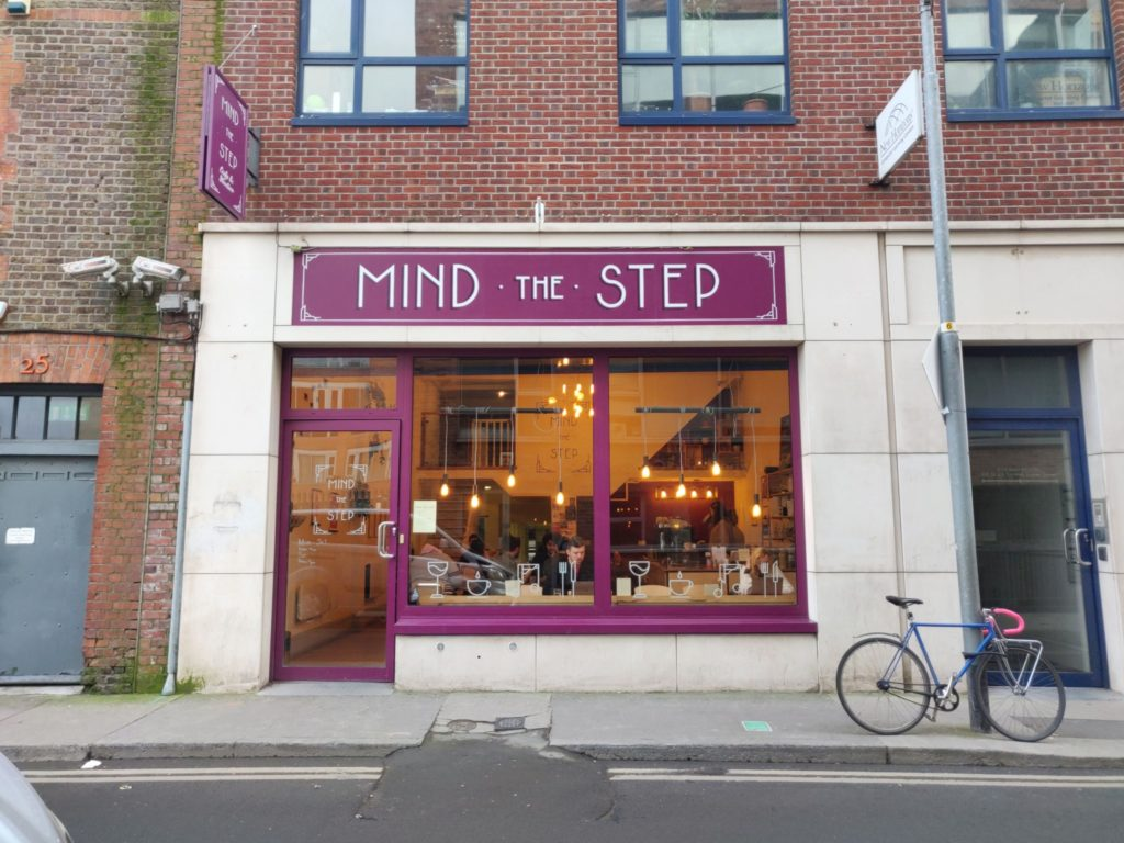 Mind the Step Cafe and Dance Studios